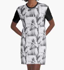 Forlorn Faerie  Graphic T-Shirt Dress