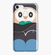 Rowlet Backpack Phone Case iPhone Case/Skin