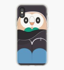 Rowlet Backpack Phone Case iPhone Case