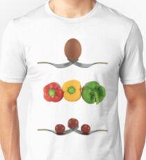 Healthy Diet Unisex T-Shirt