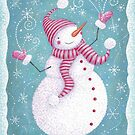 Let it snow by Susan Mitchell