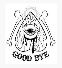Good Bye Photographic Print