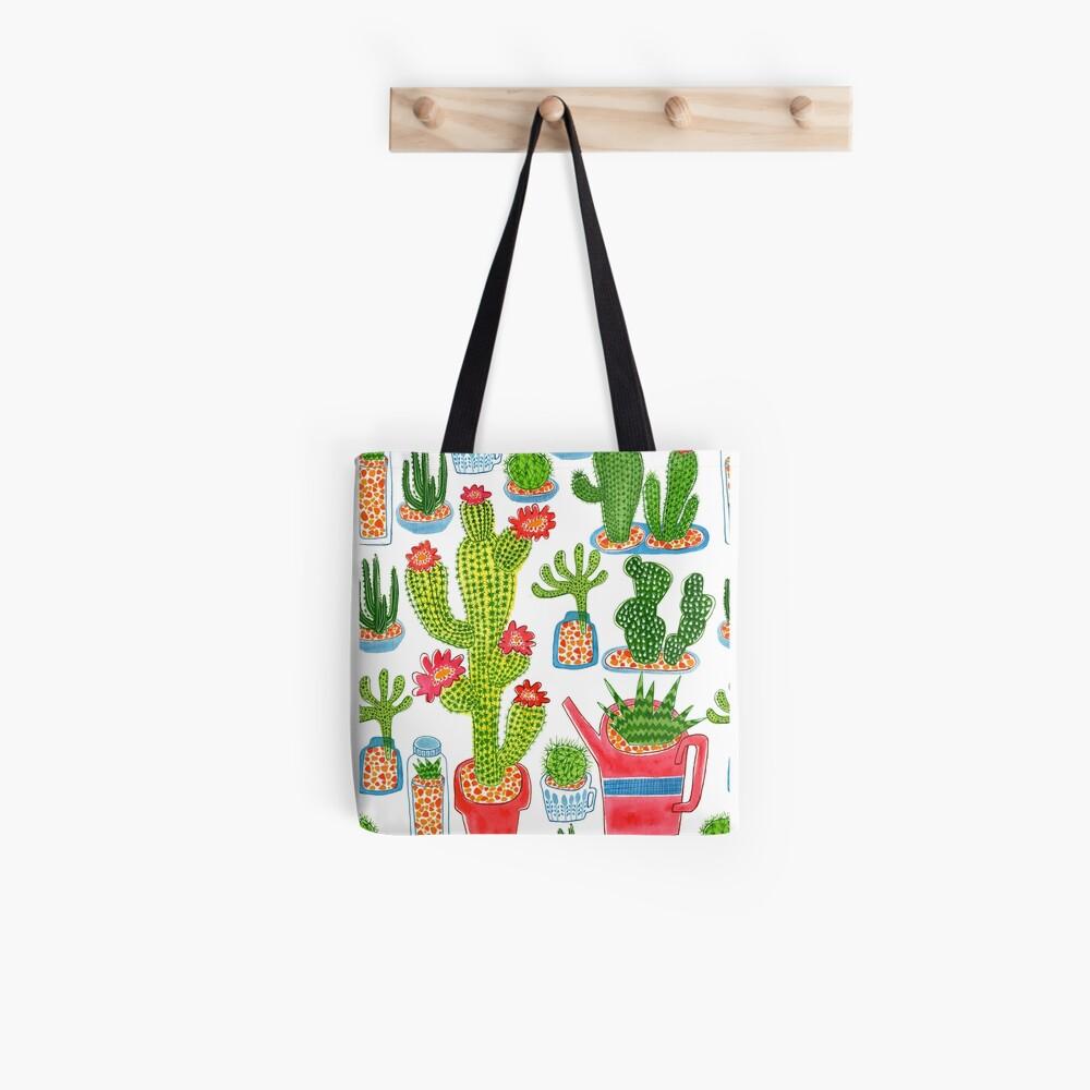 Kaktus Stofftasche