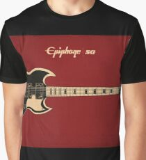 EPIPHONE SG Graphic T-Shirt