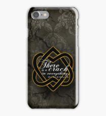 leonard black iPhone Case/Skin