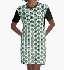Starbuck's Coffee Graphic T-Shirt Dress