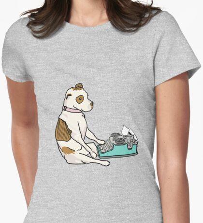 Dog at Typewriter T-shirt