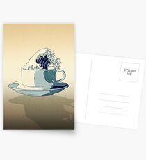 Storm in a Teacup - Tsea-nami! Postcards