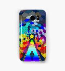 The rainbow road Samsung Galaxy Case/Skin