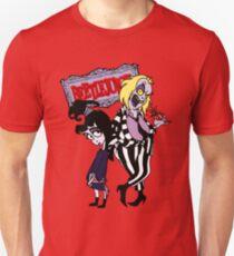 Beetlejuice - Lydia & Beetlejuice Group 01 Unisex T-Shirt