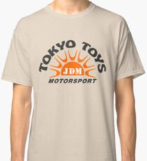 Tokyo Toys JDM Motorsport Classic T-Shirt