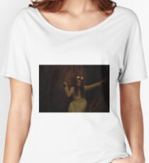 Melancholy Wild Child Women's Relaxed Fit T-Shirt