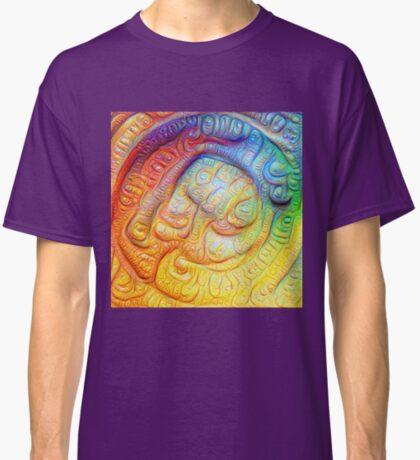 Color Foam #DeepDream V2 Classic T-Shirt