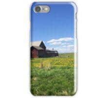 Vermont Farmland  iPhone Case/Skin