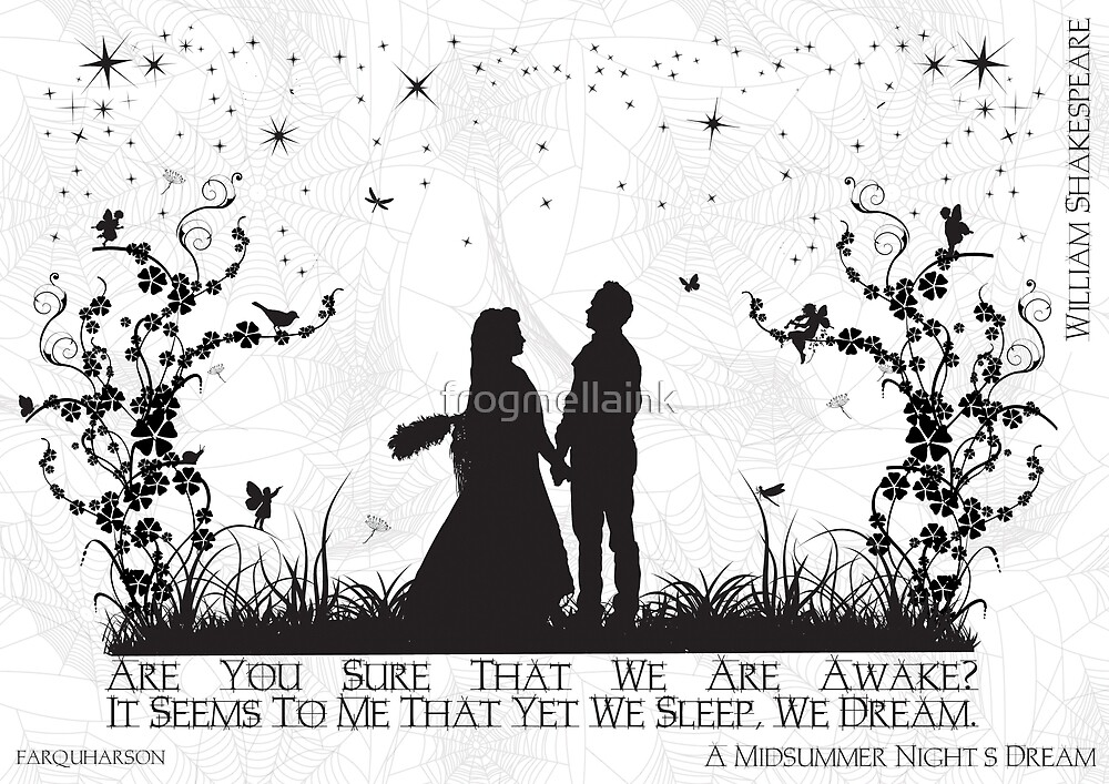 A Midsummer Night's Dream by Emily Hall