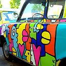 Trabant Art by Paul Reay