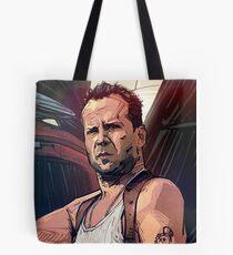 Die Hard Tote Bag