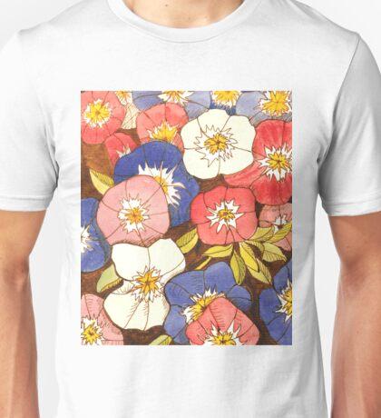 Petunias Unisex T-Shirt