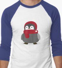 Cute Winter Penguin  T-Shirt