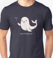 Seal Of Approval T-Shirt Slim Fit T-Shirt