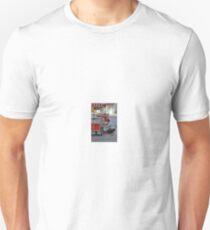 Corn cart cleaning Unisex T-Shirt