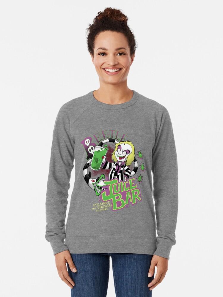 Alternate view of Juice! Lightweight Sweatshirt