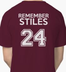 Remember Stiles - Teen Wolf Classic T-Shirt