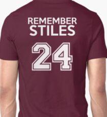 Remember Stiles - Teen Wolf T-Shirt