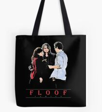 THE FLOOF FAMILY. Tote Bag
