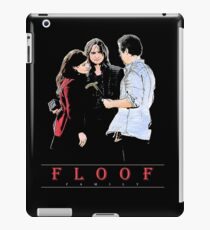 THE FLOOF FAMILY. iPad Case/Skin