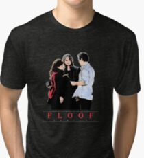 THE FLOOF FAMILY. Tri-blend T-Shirt