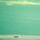 Smell the sea and feel the sky by VictoriaHerrera
