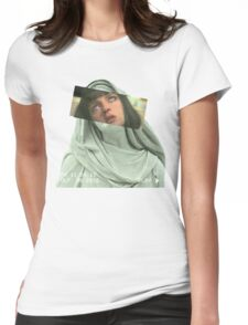 PULP addiction Womens Fitted T-Shirt