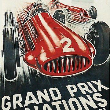 Circuit des Nations, Geneva F1 - Vintage Motorsport by projectbebop