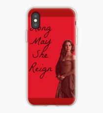 Long May She Reign! iPhone Case