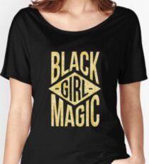 Black Girl Magic T-Shirt Women's Relaxed Fit T-Shirt