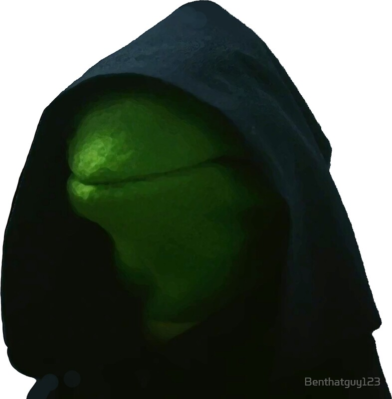 """Evil Kermit Meme 2"" Stickers by Benthatguy123"