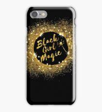 Black Girl Magic. Great gift idea iPhone Case/Skin