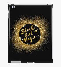 Black Girl Magic. Great gift idea iPad Case/Skin