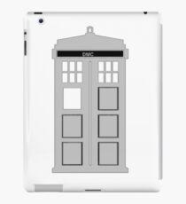 Time Machine, TARDIS DMC iPad Case/Skin