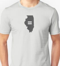 illinois Equality T-Shirt