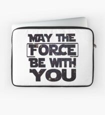 May the Force be with you - Galaxy Laptop Sleeve
