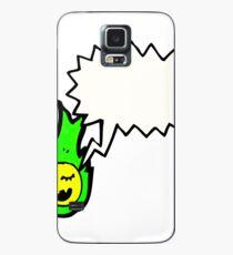 Funda/vinilo para Samsung Galaxy cartoon meteor