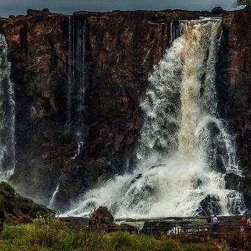 Iguaza Falls - No. 8 by photograham