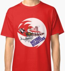 Natural Disasters WWE Wrestling Classic T-Shirt