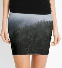 Where Ghosts Gather Mini Skirt