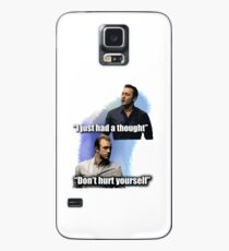 Hawaii Five-0 Quote Case/Skin for Samsung Galaxy