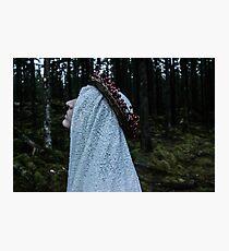 Winter Witch VI Photographic Print