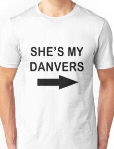 SuperGirl - Sanvers  Unisex T-Shirt