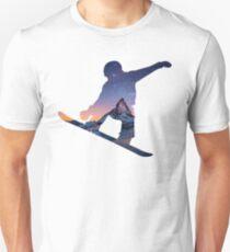 Snowboard 3 Unisex T-Shirt